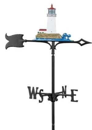 "30"" Lighthouse Weathervane 