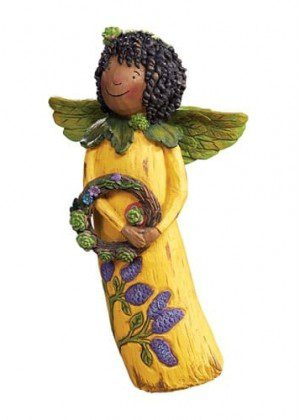 Plant Happiness Garden Angel | Garden Angels | Decorative Angels