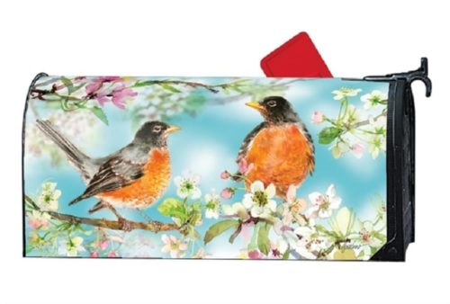 Spring has Arrived Mailwraps Mailbox Cover