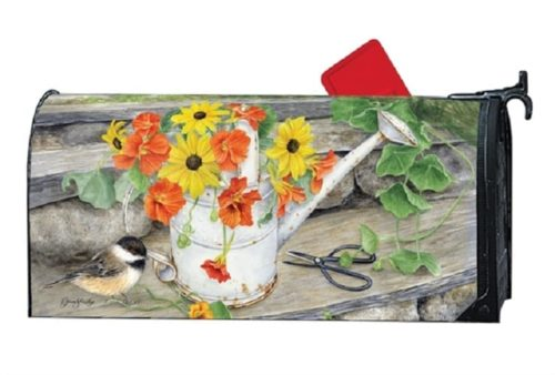 Sunshine and Water Mailbox Cover | Mailwraps | Garden House Flags