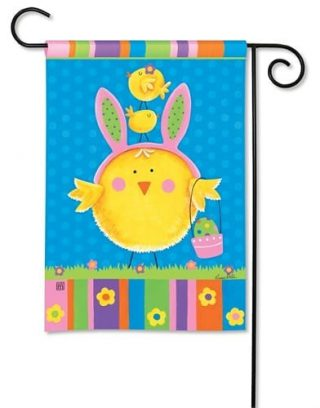 Easter Chicks Garden Flag | Easter Flags | Holiday Flags | Cool Flags