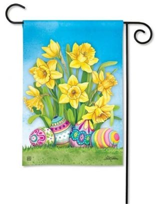 Easter Daffodils Garden Flag | Easter Flags | Cool Flags | Decorative Flags