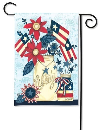 Liberty Flags Flag | Garden Flags | Decorative Flags | Garden House Flags