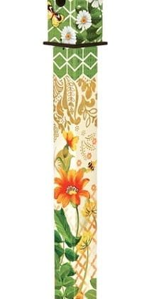 Fancy Garden Birdhouse Art Pole | Birdhouses | Garden House Flags