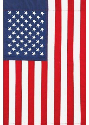 Applique American Flag | 4th of July Flags | Patriotic Flags | Applique Flags