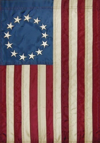 Applique Betsy Ross Flag | Flag 4th of