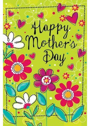 Happy Mother's Day Flag | Mother's Day Flags | Flag | Double Sided Flags