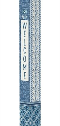 Windjammer Art Pole | Art Poles | Garden Decor | Yard Art | Garden House Flags