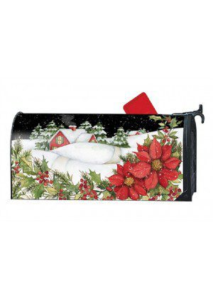 Christmas Delivery Mailbox Cover | Mailwraps | Christmas Mailbox Covers