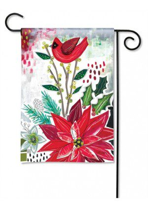 Christmas Snippets Garden Flag | Christmas Flags | Holiday Flags | Flags