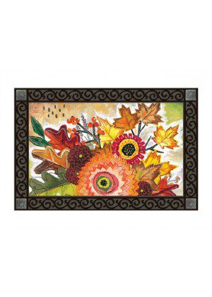 Fall Snippets Doormat | Doormats | MatMates | Decorative Doormats