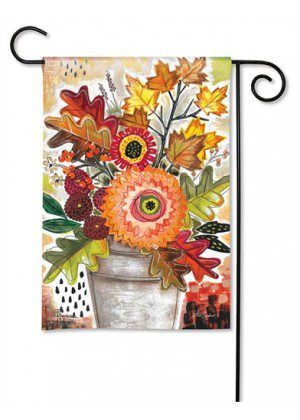 Fall Snippets Garden Flag | Autumn Flag | Fall Flag | Garden House Flags
