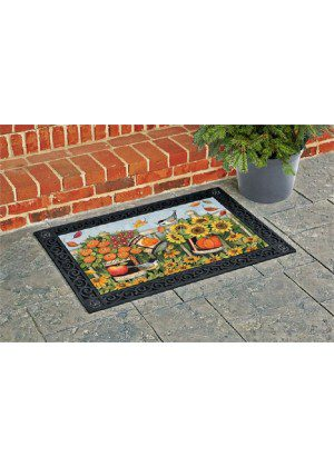 Left for the Birds Doormat | Doormats | MatMates | Garden Decor