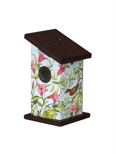 Birdhouses | Garden Decor | Yard Decor | Bird House | Garden House Flag