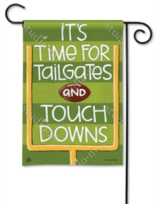 Touchdown Garden Flag | Football Flags | Sports Flags | Yard Flags | Flags
