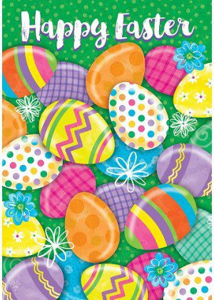 Easter Egg Hunt Flag | Easter Flags | Double Sided Flags | Cool Flags