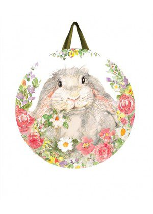 Hello Bunny Door Decor | Door Hanger | Door Decor | Door Art