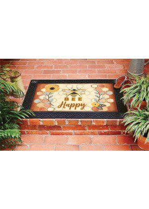 Honey & Hive Doormat | Doormats | MatMates | Decorative Doormats