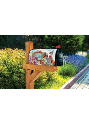 Sweet Home Mailbox Cover | Decorative Mailbox Covers | Mailwraps