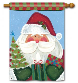 Gifts from Santa House Flag | Christmas Flags | Holiday Flags | Yard Flags