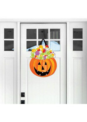 Halloween Candy Door Decor | Door Hangers | Door Decor | Door Art