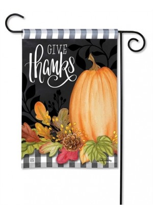 Season of Thanks Garden Flag | Thanksgiving Flags | Inspirational Flags