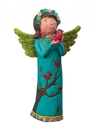 At Peace Garden Angel | Garden Angels | Decorative Angel | Garden Decor