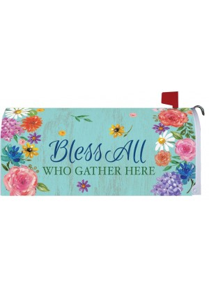 Bless & Gather Mailbox Cover | Mailbox Covers | Mailbox Wraps | Mailwrap