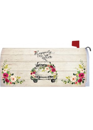 Happily Ever After Mailbox Cover | Mailbox Covers | Mailbox Wraps
