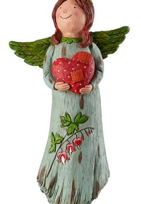 Mended Heart Garden Angel | Decorative Angels | Garden Angels