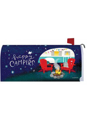 Under the Stars Mailbox Cover | Mailbox Covers | Mailbox Wraps