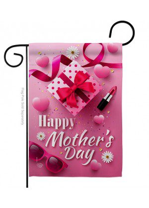 Beautiful Mother Day Garden Flag | Mother's Day Flags | Garden Flags