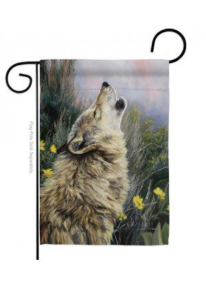 The Call Garden Flag | Animal Flags | Garden Flags | Yard Flag | Cool Flag