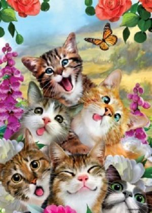 Cat Selfie Flag   Spring Flags   Animal Flags   Cool Flags   Summer Flags