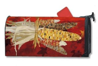 Maize Mailbox Cover | Mailwraps | Mailbox Covers | Garden House Flags
