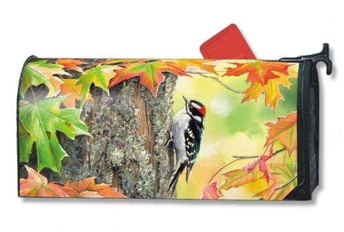 Woodpecker Mailwraps Mailbox Cover