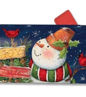 Signs of Christmas Mailbox Cover | Mailwraps | Christmas Mailbox Covers