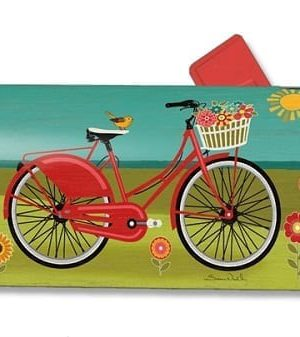 Summer Ride Mailbox Cover | Decorative Mailwraps | Mailbox Covers