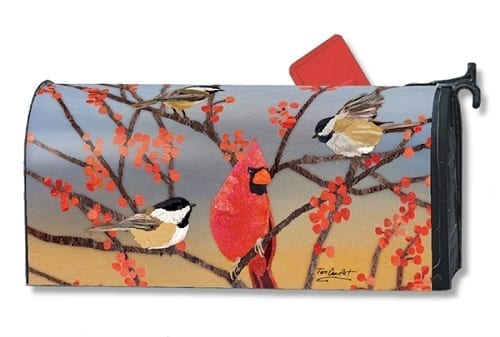 Meeting Place Mailwraps Mailbox Cover