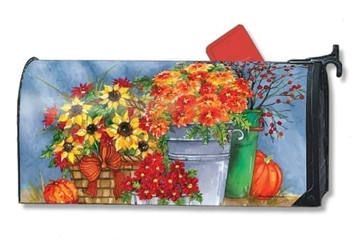 Mums the Word Mailwraps Mailbox Cover