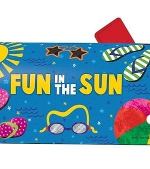 Summertime Fun Mailbox Cover | Mailwraps | Garden House Flags
