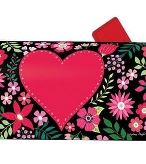 Love Everywhere Mailbox Cover | Mailwraps | Garden House Flags