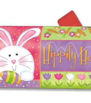 Hippity Hop Mailbox Cover | Decorative Mailwraps | Mailbox Covers