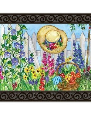 Springtime Beauty Doormat | Doormats | MatMates | Decorative Doormats