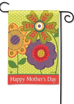 Moms Day Flag | Decorative Flags | Garden Flags | Garden House Flags
