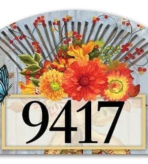 Time to Rake Yard Sign | Address Plaques | Yard Signs | Garden House Flags
