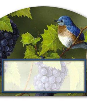 Vineyard Bluebird Yard Sign | Address Plaques | Garden Decor | Yard Sign