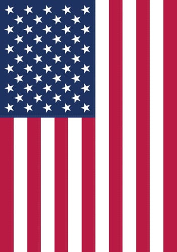 USA American Flag | House Flags | Garden Flags | Garden House Flags