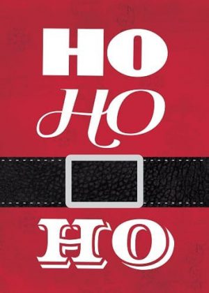 Ho Ho Ho Flag | Christmas Flags | Holiday Flags | Yard Flags | Cool Flags