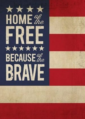 Home of the Free Flag | Patriotic Flags | 4th of July Flags | Summer Flags